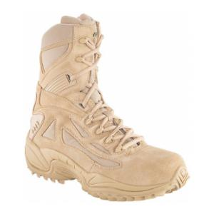 "Reebok 8"" Rapid Response Tactical Boot (Tan)"