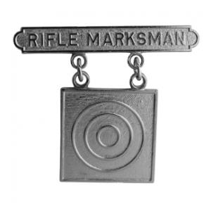 Marine Corps Rifle Marksman Badge