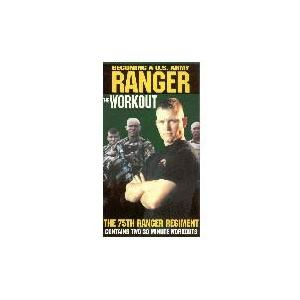 Becoming An Army Ranger Workout DVD
