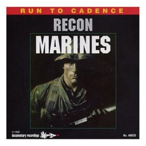 Recon Marines Running CD