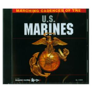 Marines Marching CD