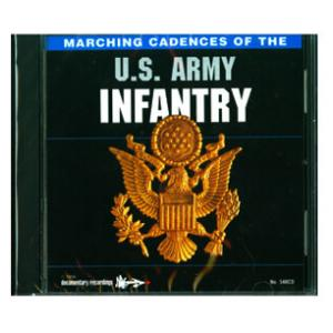 Army Infantry Marching CD (Vol. 1)
