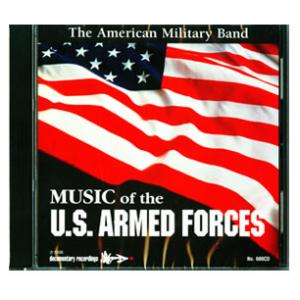 Music of the U.S. Armed Forces CD