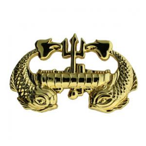 Navy Deep Submergence Badge (Officer)