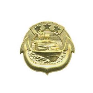 Navy Small Craft Badge (Officer)