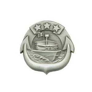 Navy Small Craft Badge (Enlisted)