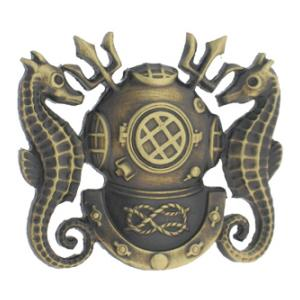Navy Diver Badge (Officer)