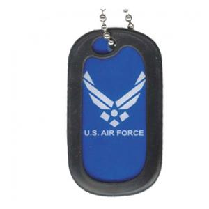 US Air Force Dog Tag with New Logo