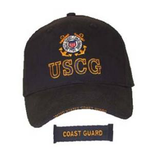 Coast Guard Extreme Embroidery Cap USCG with Logo Cap