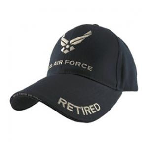 Air Force Extreme Embroidery Retired Cap with New Logo