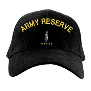 Army Extreme Embroidery Reserve Cap w/ Logo