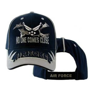 Air Force No One Comes Close Cap (Navy)