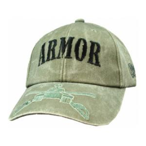 Armor Extreme Embroidery Cap (Olive Drab)