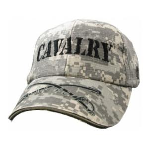 Army Cavalry Extreme Embroidery Cap (ACU)