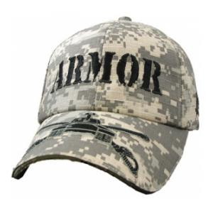 Armor Extreme Embroidery Cap (ACU)