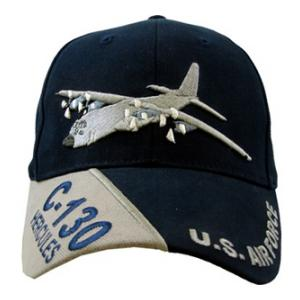 Air Force C-130 Hercules (Dark Navy)