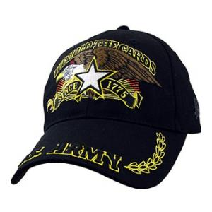 U.S. Army We Hold the Cards Cap w/ Eagle (Dark Navy)