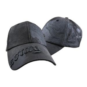 U.S. Army Paint Splattered Cap (Black)