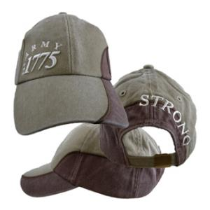 U.S. Army Since 1775 Cap (Khaki & Brown)