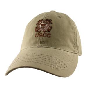 Coast Guard Cap (Khaki)