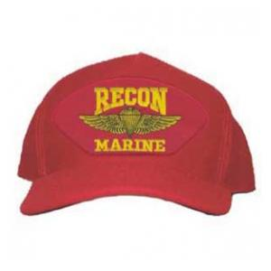 Marine Recon Cap (Red)