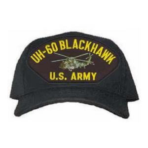 Army UH-60 Blackhawk Cap (Black) da4a41bbe2b