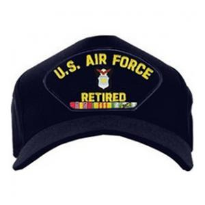 fa83e838a18 Air Force Cap with Vietnam Ribbons - Retired