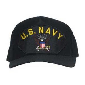 Navy Cap (Dark Navy)