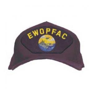 EWOPFAC Cap with Emblem (Dark Navy)