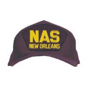 NAS - New Orleans Cap (Dark Navy) (Direct Embroidered)