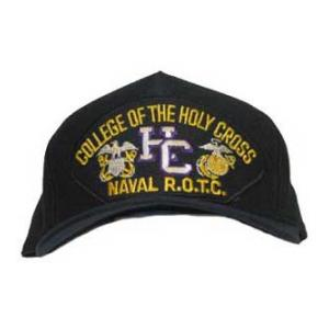 College of the Holy Cross Naval R.O.T.C Cap (Dark Navy)