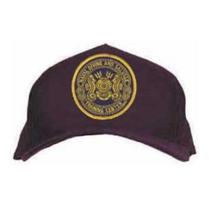 Naval Diving And Salvage Training Center Cap (Dark Navy)