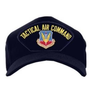 Air Force Tactical Air Command Cap (Dark Navy)