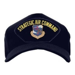 Air Force Strategic Air Command Cap (Dark Navy)