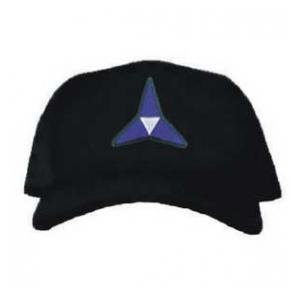 Cap with 3rd Corps Patch (Black)