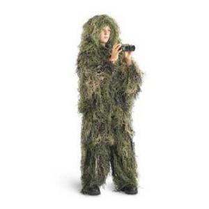 5 Piece Youth Ghillie Suit - Woodland