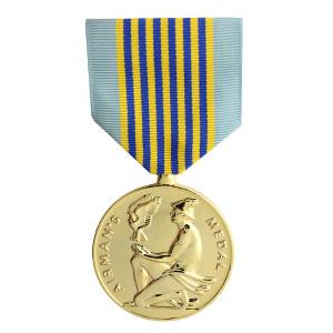 Airman's Anodized Medal (Full size)