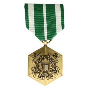 Coast Guard Commendation Medal (Full Size)