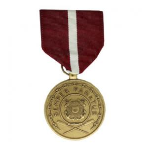 Coast Guard Good Conduct Medal (Full Size)