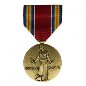 World War II Victory Medal (Full Size)