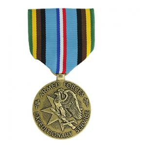 Armed Forces Expeditionary Medal (Full Size)