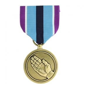 Humanitarian Service Medal (Full Size)