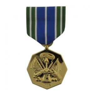 Army Achievement Anodized Medal (Full Size)