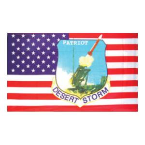 Patriot Desert Storm Flag (3' X 5')