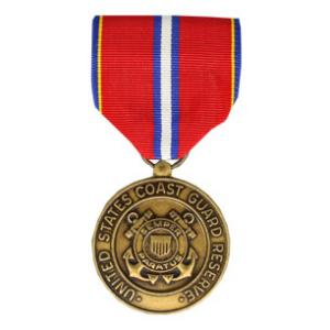 Coast Guard Reserve Good Conduct Medal (Full Size)