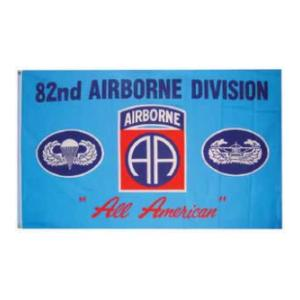 82nd Airborne Division Flag (3' x 5')