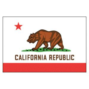 California State Flag (3' x 5')