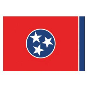 Tennessee State Flag (3' x 5')