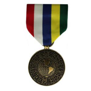 Inter-American Defense Board Medal (Full Size)