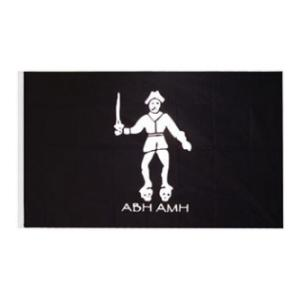 Black Bart Roger's Flag (3' x 5')